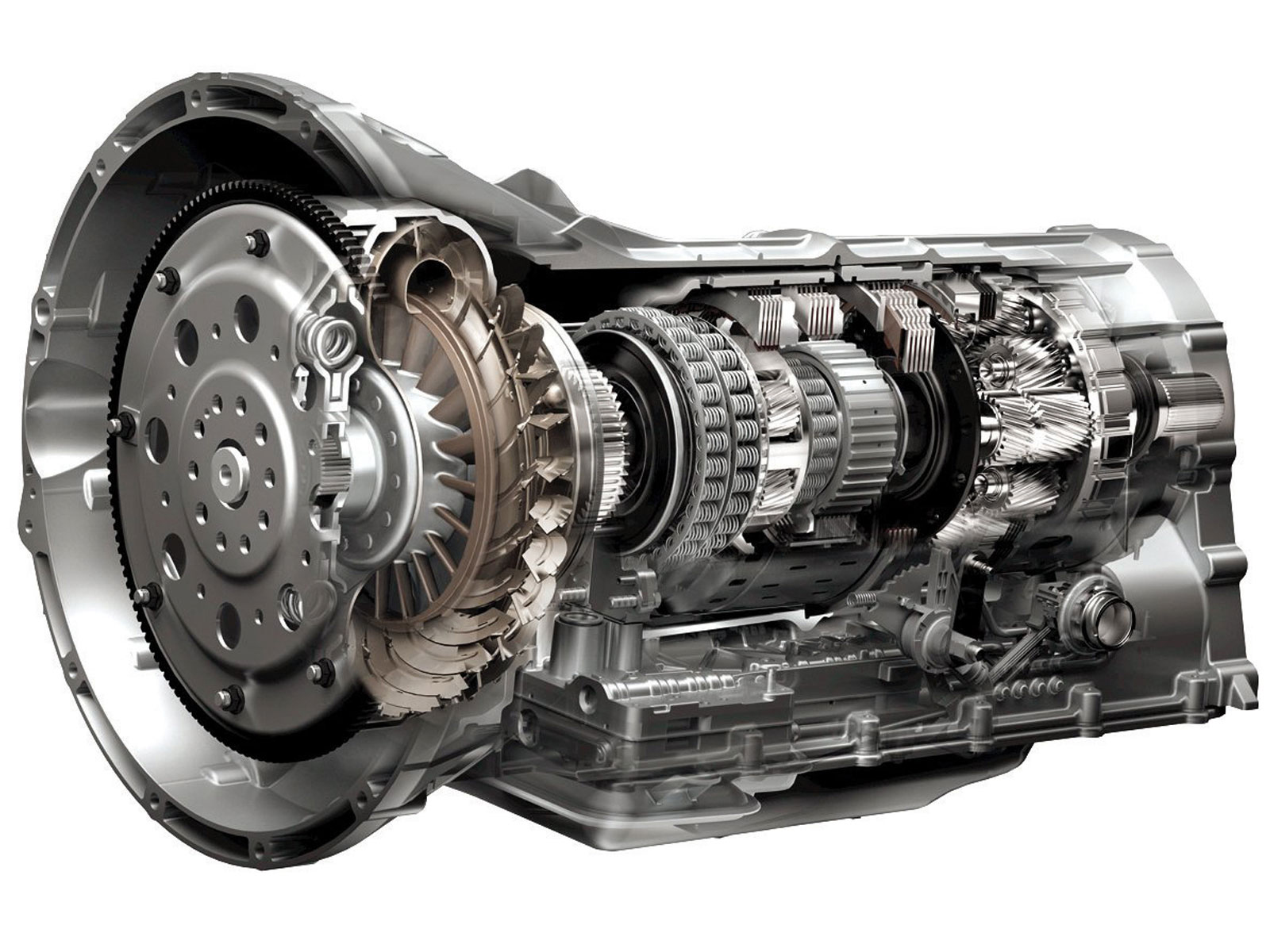Gearbox automatic or mechanic - which is better 61
